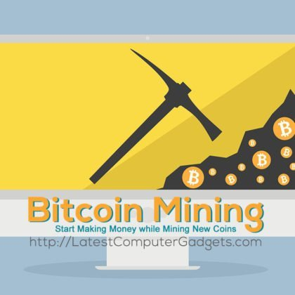 Start Making Money with Bitcoins Mining – Step by Step Guide