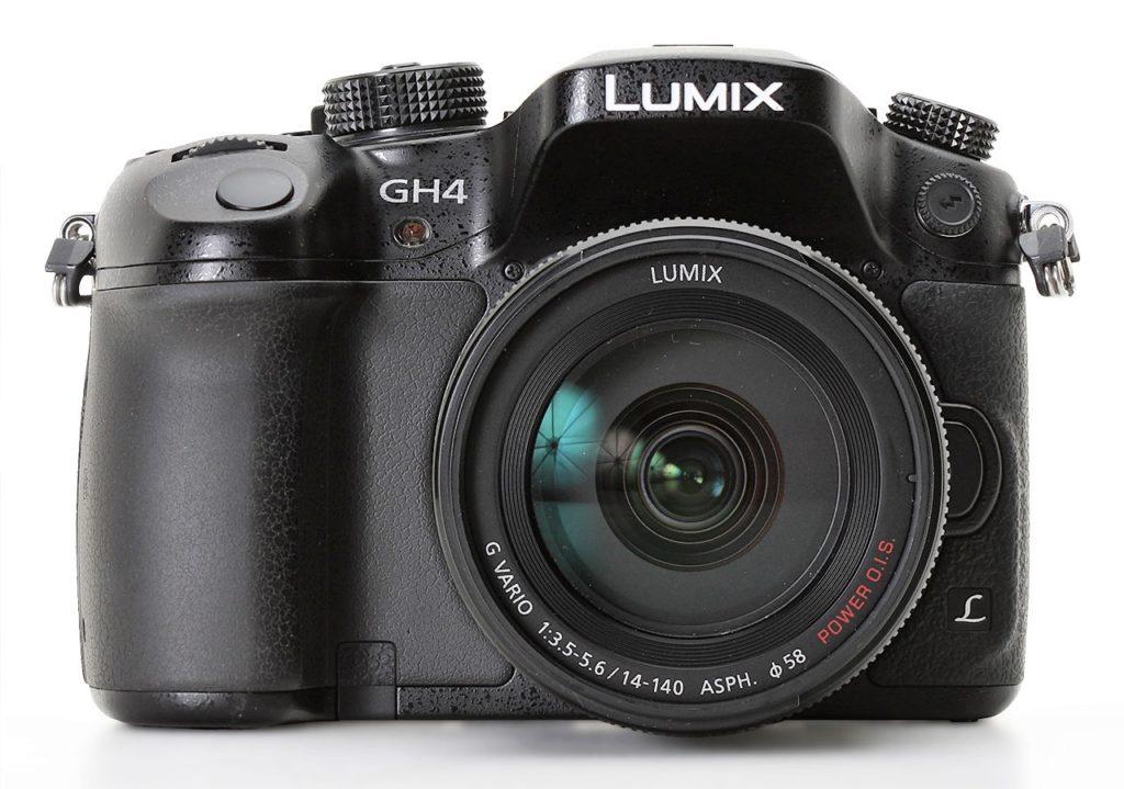 PANASONIC LUMIX DMC-GH4 Camera