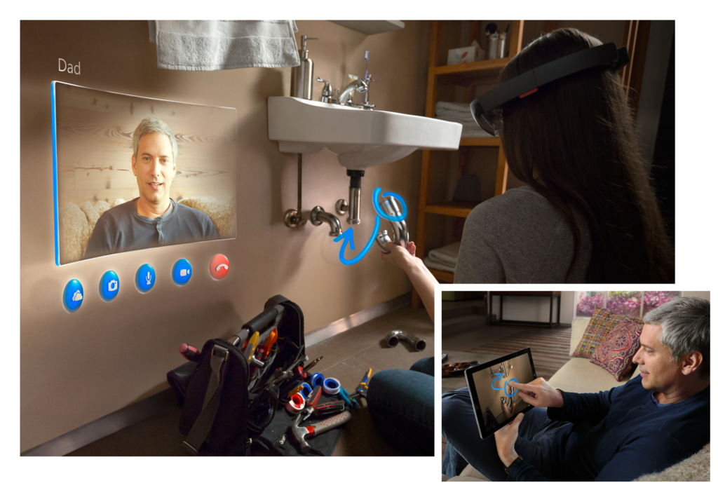 microsoft-hololens-giving-instructions-via-skype