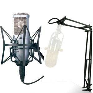 Microphone & Shock Mount
