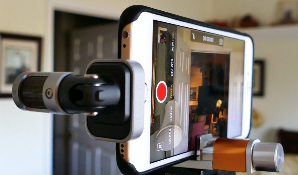 Professional Video Recording with Iphone