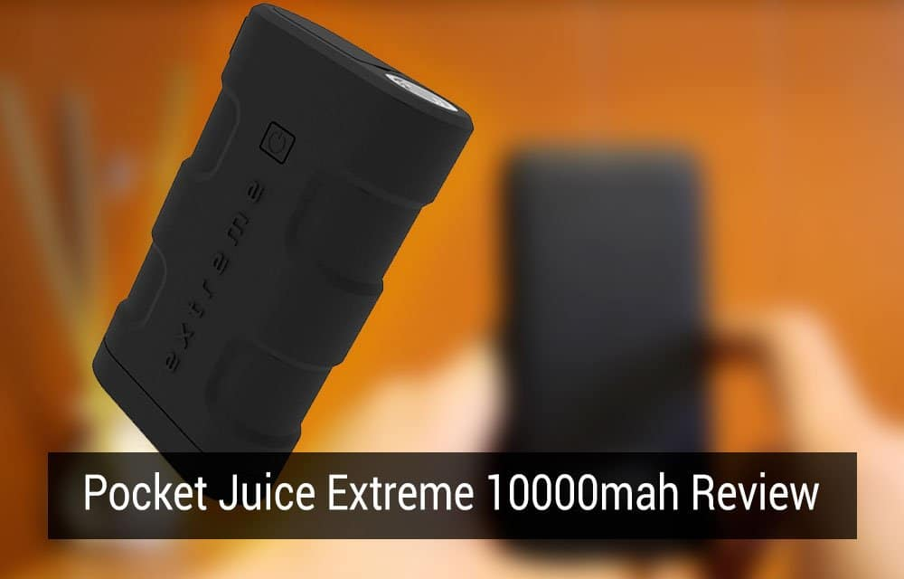 Pocket Juice Extreme 10000mah